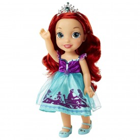 "Disney Princess Ariel Toddler Doll 14"""