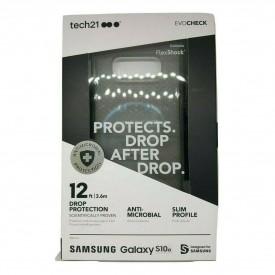 Tech21 EVOCheck Drop Protection Case for Samsung Galaxy S10e - Smokey Black