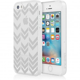 Incipio Cell Phone Case for Apple Devices - Retail Packaging - Silver/Silver/Silver