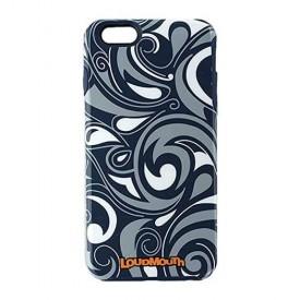 M-Edge Loudmouth Series Case for Apple iPhone 6 Plus - Splash Navy