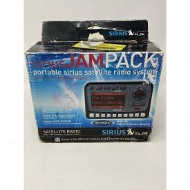 Jensen JamPack Portable Sirius Satellite Radio System