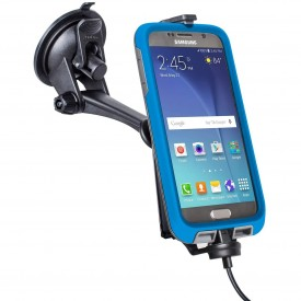 iBolt mPro NFC Car Dock for Smartphones Samsung LG Motorola Nexus HTC - Black