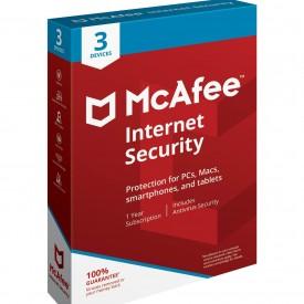McAfee MCA950800F012 Internet Security 3 Device