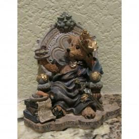 Boyds Bear - Bearstone Collection Prince Hamalot