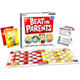 Imagination Beat The Parents Board Game
