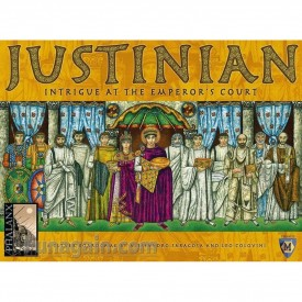 Justinian Intrigue At The Emperor's Court Board Game