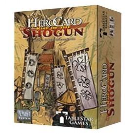 TableStar Games HeroCard Rise of The Shogun
