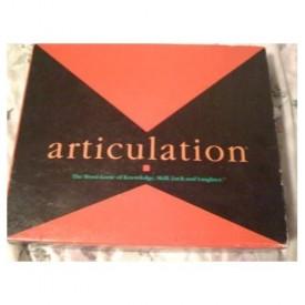 Articulation Board Game