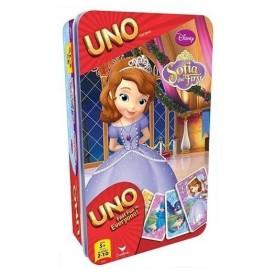 Disney Sofia the First Uno Collector Tin