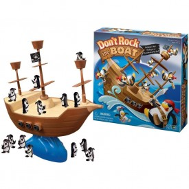 Don't Rock The Boat Game Ages 5+