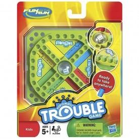 Trouble Travel Game Fun on the Run