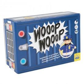 Wooop Wooop: An Exciting Dice and Memo Game