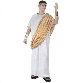 Caesar Adult Halloween Costume Men's Size X-Large 46-48