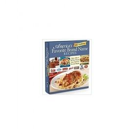 America's Favorite Brand Name Recipes 2012 Edition (Hardcover)
