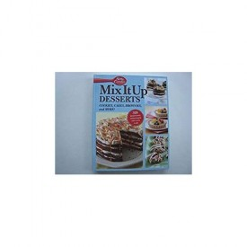 Betty Crocker Mix It up Desserts: Cookies, Cakes, Brownies, and More (Hardcover)