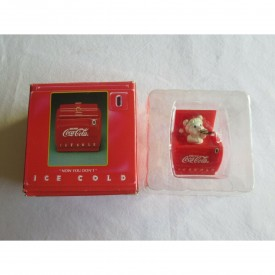 Enesco: Now You See It, Now You Dont - Coca-Cola - 564567 - Holiday Ornament