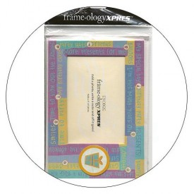 Frameology Picture Frame Mailer with Envelope - My Special Day Birthday Party!