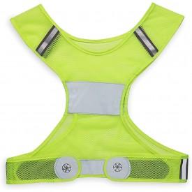 Gaiam Wellbeing Reflective Safety Vest