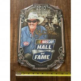 2010 Inaugural Inductee NASCAR Hall of Fame Wall Art Richard Petty