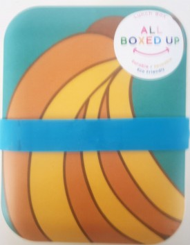All Boxed Up Eco Friendly Lunch Box - Banana