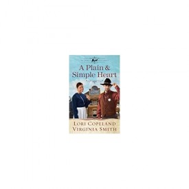 A Plain and Simple Heart (The Amish of Apple Grove) (Paperback)