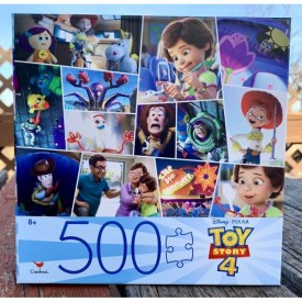 Cardinal Disney Toy Story 4 Puzzle 500 Piece