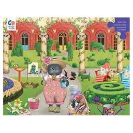 Ceaco Gigi - The Gardener Puzzle - 300 Pieces