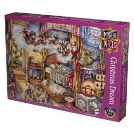 Christmas Dream 1000 Piece Puzzle. by Master Pieces