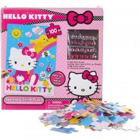 Sanrio Hello Kitty Sparkle & Shine 100 Piece Puzzle