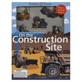 Puzzle Town On the Construction Site