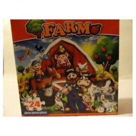 Old Mac's Farm 24 Piece Jigsaw Puzzle