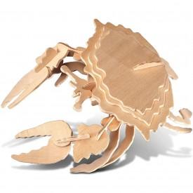 3D Puzzles - Crab