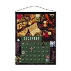 Buffalo Games Calendar Vintage Golf Jigsaw Puzzle 680 Pieces