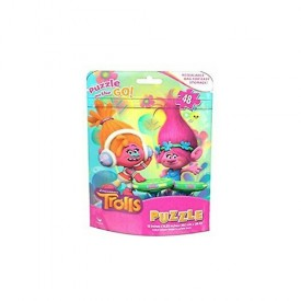 DreamWorks Trolls Puzzle 48 Piece Puzzle On The Go
