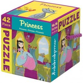 Mudpuppy Princess 42 Piece Puzzle