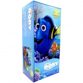 Finding Dory Lenticular Puzzle 12 inches x 9 inches (30.4 cm x 22.8 cm)