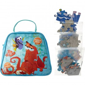 Finding Dory Puzzle in Shaped Purse (3 Pack)