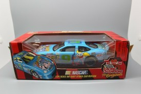 1999 Racing Champions #9 Nascar Jerry Nadeau Cartoon Network 1:24 Scale 10th Anniversary