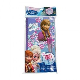 Disney Frozen 2-in-1 Swap Book, Anna - Share Secrets, Thoughts and Ideas with Your Best Friend by Tri-coastal Design