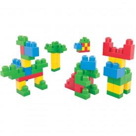 Mega Bloks First Builders Let's Start Building Kit
