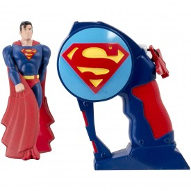 The Bridge Direct Superman Flying Hero Action Figure