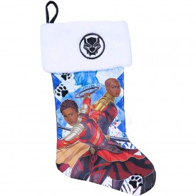 Marvel Black Panther Okoye Nakia Christmas Stocking 18 Inches