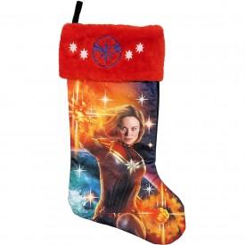 Marvel Captain Marvel Christmas Stocking 18 Inches