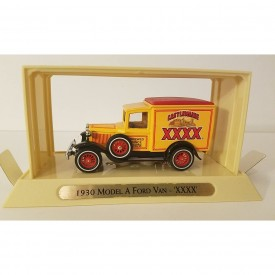 Models of Yesteryear Great Beers of the World Series: 1930 Model A Ford Van XXXX Beer Truck 1:40 Scale