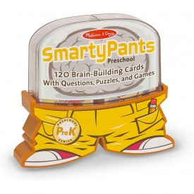 Melissa & Doug Smarty Pants - Preschool Card Set