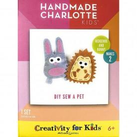 Creativity for Kids Handmade Charlotte Kids DIY Sew A Pet