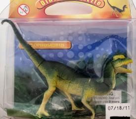 WowToyz Dilophosaurus Dinosaur Puzzle 3D 20 Piece