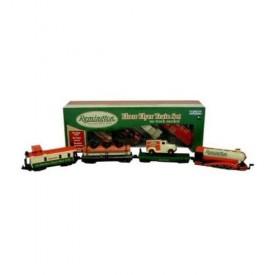 Gearbox Remington Floor Flyer Train Set Train Set No Track Needed