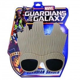 Sun-Staches Costume Sunglasses Guardians of The Galaxy Baby Groot Party Favors UV400