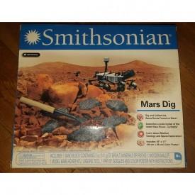 NSI Smithsonian Mars Dig Kit Educational Toy